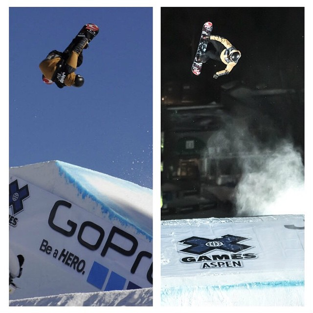 We're counting down our top 10 moments of 2014!  No. 9 – @MaxParrot grabbed two gold medals in 24 hours at #XGames Aspen.