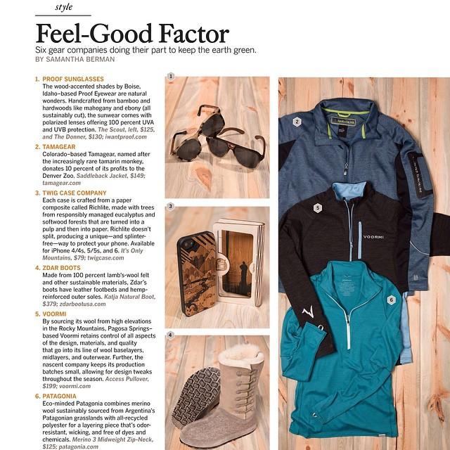 @skimagazine @patagonia @voormi @twig @tamagear @ferrarimotorsport @porsche