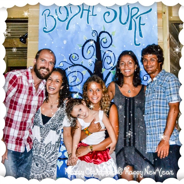 Snow in Costa Rica!?! Merry Christmas from the Bodhi Family to you and yours, and best wishes for 2015!