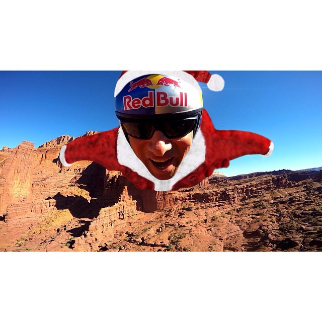 Smiles for Miles. Happy Holidays from @miles_daisher's #GoPro