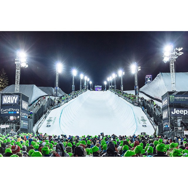 #XGames Aspen is only 28 days away!