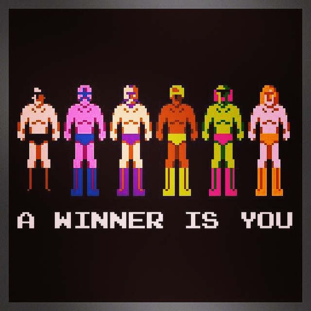 One) The first person to comment and tell us what game this is and each characters name will win s sticker pack. (Two) The winners of this weeks #GreNightMare Giveaways are up on www.grenadegloves.com