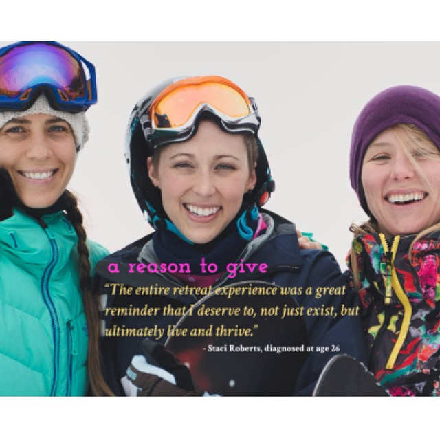 12 DAYS OF GIVING // GIVE to B4BC  DAY 12: A day to give back!  There is less than 1 week left of 2014—this is your last chance to give your year-end, tax-deductible donation to B4BC to help stomp out #breastcancer.  98.6% of breast cancer is beatable...