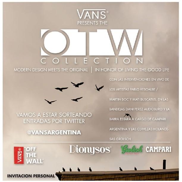 Se viene el lanzamiento de las OTW en ROSARIO. Participá x entradas en nuestro Twitter mañana Jueves 5 a las 14:00hs.