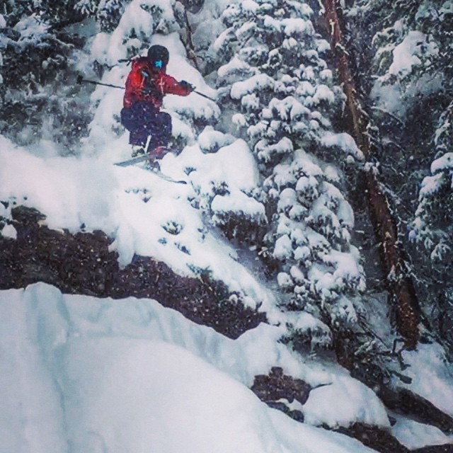 I'm hoping today is going to be as good as yesterday!  #dropcliffsnotbombs #eastvail