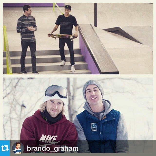 #Repost @brando_graham ・・・ TODAY. World of X Games. #XGPremiere Show. 2:30pm EST on abc. Hammers will be dropped.