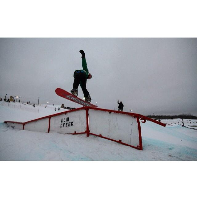 Team rider from #Minnesota @caseypflip❄️#FrostyHeadwear #Snowboarding #FrostyVision