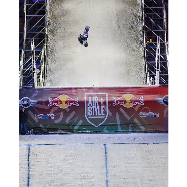 Our #AirStyleBeijing recap show will air tonight at 7 pm ET on ESPN2 and the WatchESPN app.