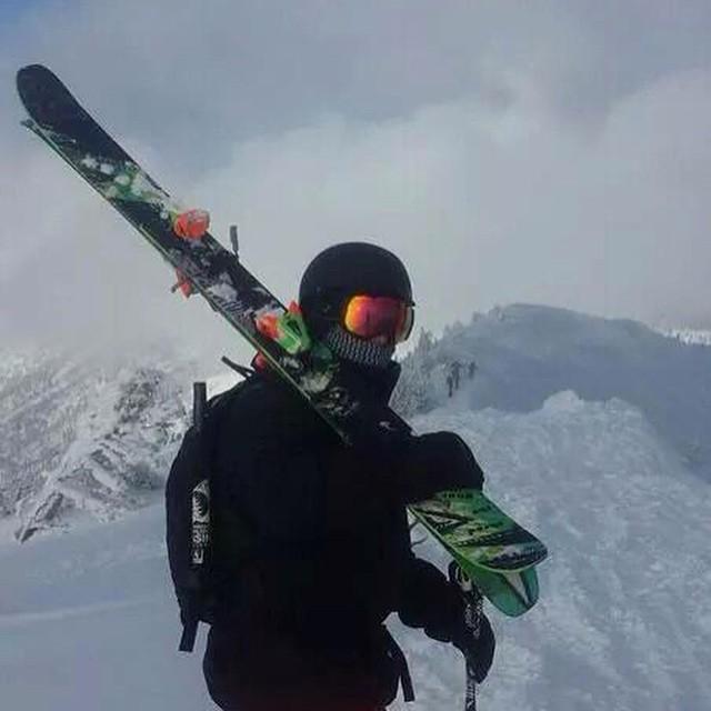 #earnyourturns #montana #vermontucky #skiing #snowboarding #justsendit @zayjmad191