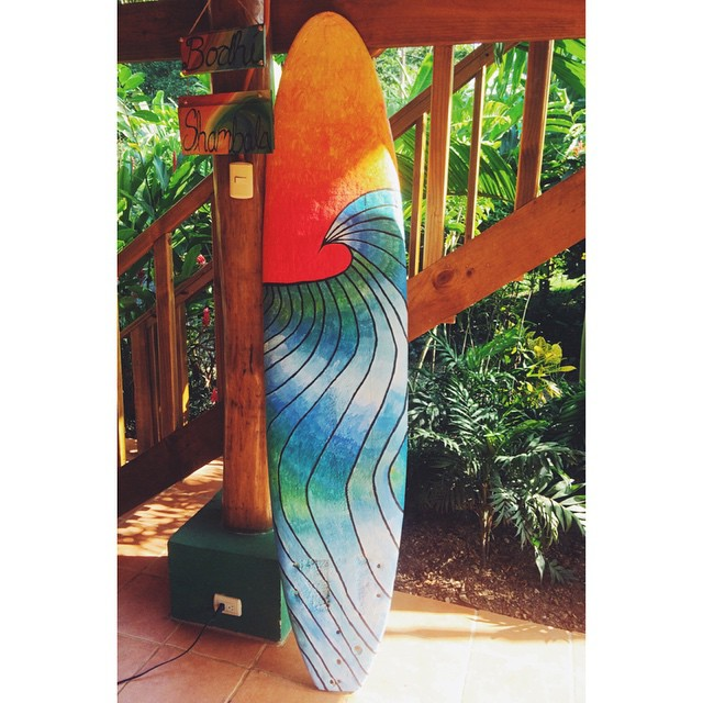What makes an #OceanGuardian? Someone who abides by the 6 R's - Refuse ▴ Reduce ▴ Reuse ▴ Repurpose ▴ Reinvent ▴ Recycle - and reduces their impact by being contentious of their actions. We have started repurposing our old surfboards which are no...