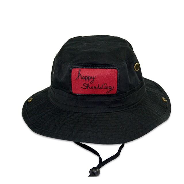 Happy shredding | Bucket hat available at www.mystz.com | Perfect for adventures | #stzlife #boonie #buckethat #happyshredding #professionaloutsider #adventure #stayoutside