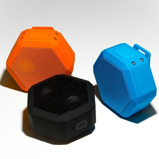 CONTEST: Follow us and tag 2 friends in the comments below for a chance for the three of you to each win one of these Boombot REX speakers! Tag as many friends as you like for multiple chances to win, but only 2 friends per comment! We'll announce a...