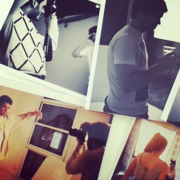 #tbt Photoshoot 2010 #backstage #shooting #photos #2010