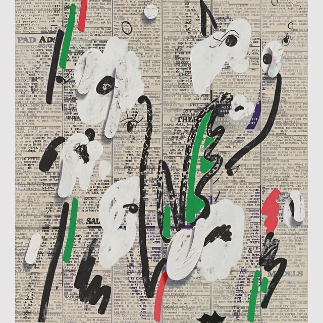 art + function, Laura Owens #lovematuse