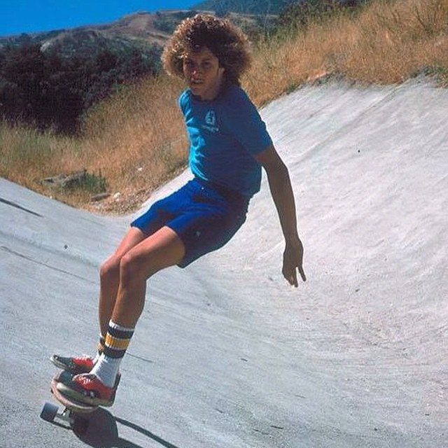 1976. Tony Alva (17 años)