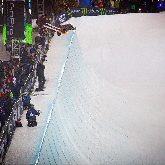 We're counting down our top 10 moments of 2014!  No. 2 – @travelindan took home his first gold medal at #XGames Aspen.
