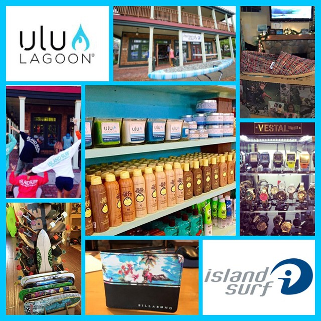 A big shoutout to @islandsurfwhb over in Westhampton Beach, New York. They have everything you could imagine, and more! A fresh shipment of ulu LAGOON is there, so get them while they're still available! Have a happy New Year everyone!  #uluLAGOON...