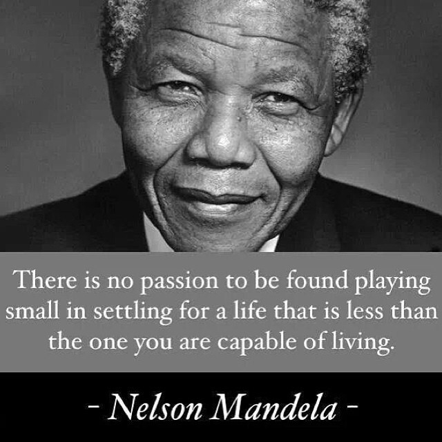 Rest in Peace, Nelson Mandela 1918-2013