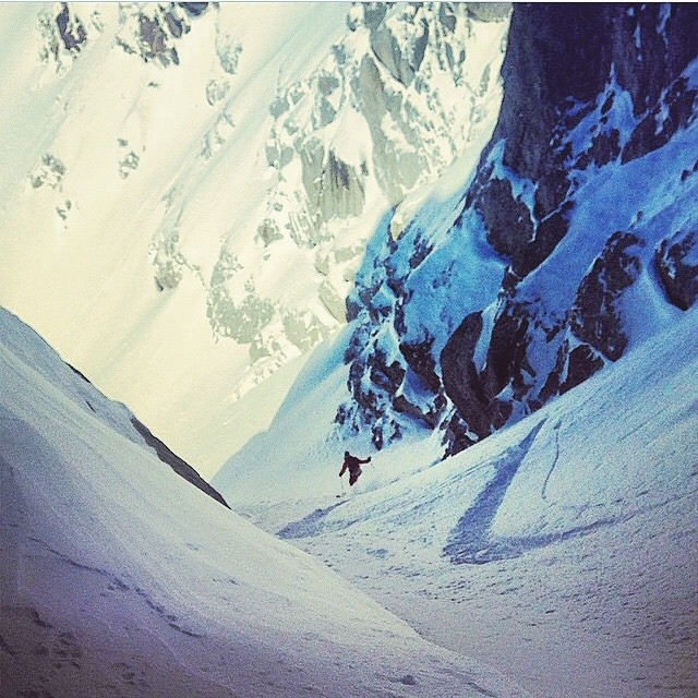 How steep do you ski? @francescohekla #instagood #outdoors #protectourwinters #ski #skiitaly