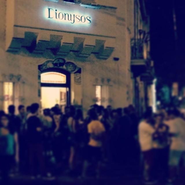 En vivo desde #Dionysos disfrutando del lanzamiento de la nueva colección OTW. #otwrosario