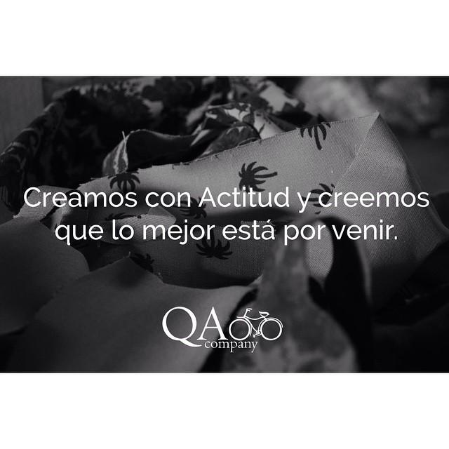 Se viene un 2015 con todo #QuienSabedeActitud www.QA.com.ar