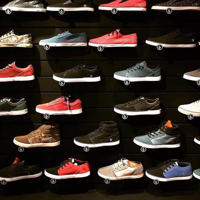 Reposo @sebadecaro Volcom Footwear para arrancar con todo 2015 #SS15 #VolcomFootWear #TrueToThis