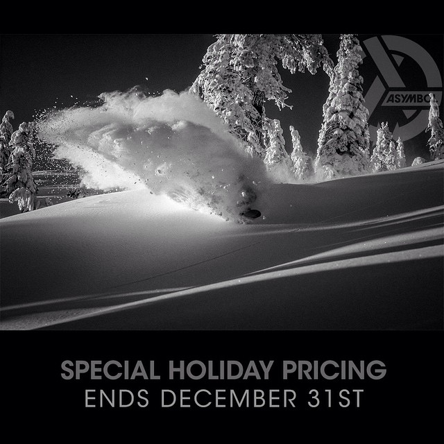 Our holiday sales will be ending with this year.  Go out with a bang and kick 2015 off with a boom!
