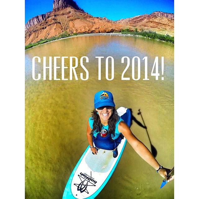 Cheers to 2014!!! What a year! Thanks to everyone in my life that made it a success! You know who you are!