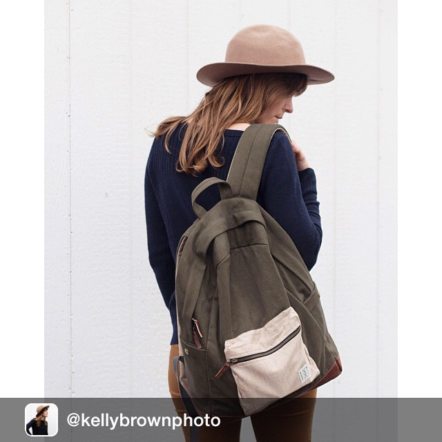 Repost from @kellybrownphoto - sometimes you have to buy yourself Christmas presents too. This pack from @estwstcollective is just what I've been looking for. It has a waterproof liner inside so it's perfect for carrying my camera equipment in,...