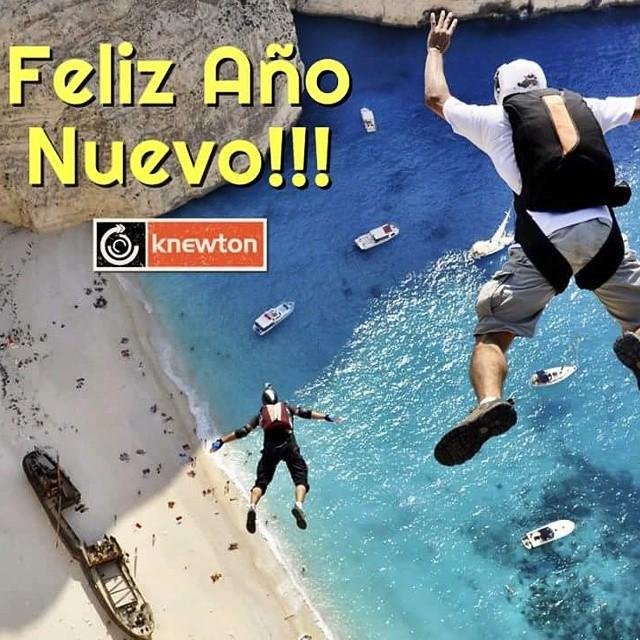 Feliz Añoo Nuevo Pipoool!! Arranquenlo a fondoooo!!!! .:Conexión Natural:. #NEWYEAR #HAPPY #SUMMER #ADVENTURE #TRIP #TRANKASTYLE #KNEWTON