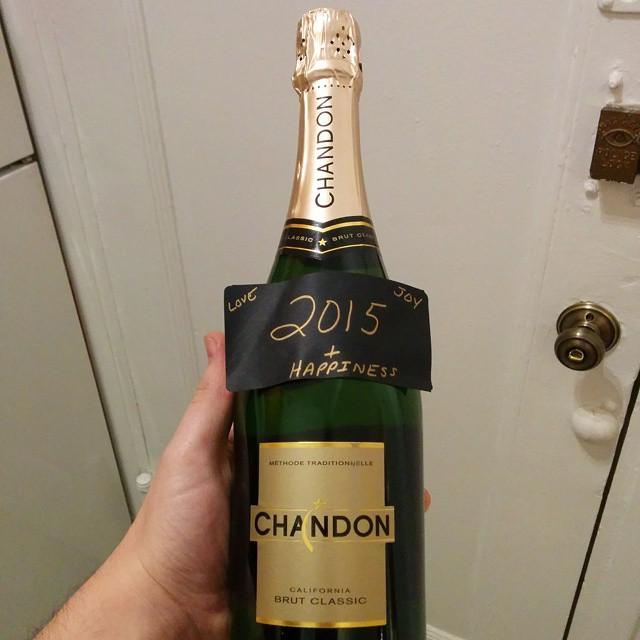 Buen regalo de unos vecinos!