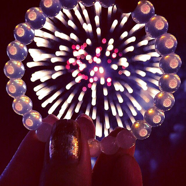 Happy New Year! #2015 #livelokai Thanks @minni3jun3