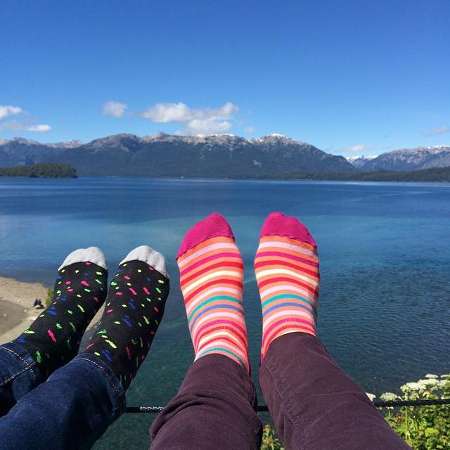 #sinfiltro #nofilter #socks #style #south #sur #feliz2015 #happy2015