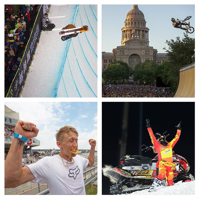 #TBT – 2014 was an incredible year for #XGames!