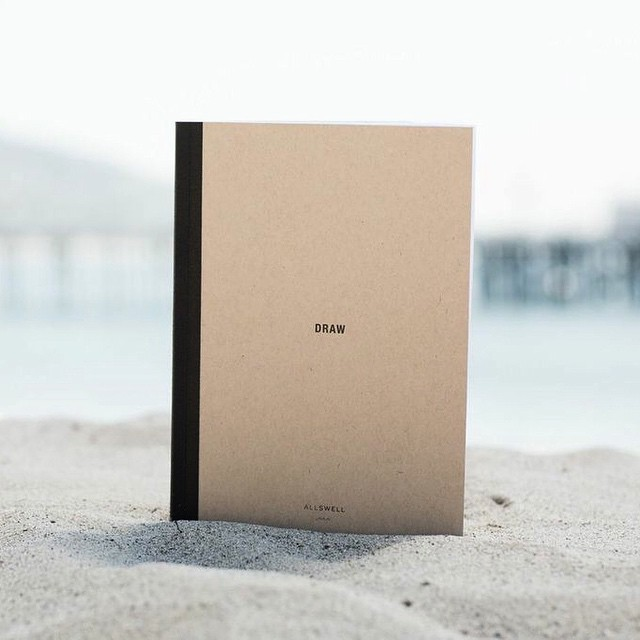 New Year, blank slate. There's something so inspiring about a fresh notebook, all that promise and opportunity amidst the pages. In the spirit of #doinggood in 2015, we'll be donating 20% of notebook sales to @awalkonwater until the 15th. Help us...