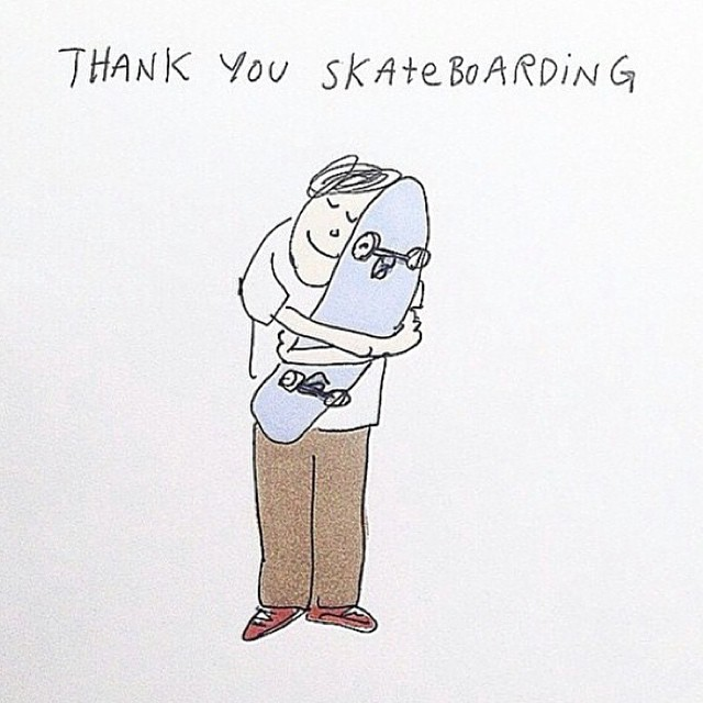 So #grateful for the good times in 2014! Looking forward to another great year of #skateboarding. What tricks do you want to learn this year?