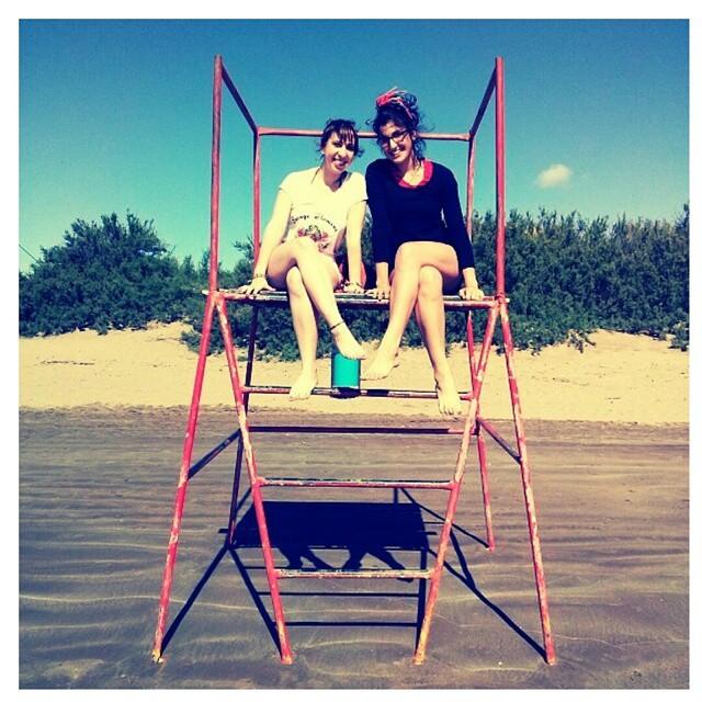 Solcitoo. #NuevaAtlantis #beach #playa #praia #amigas #friends #bff #instamoment #instabeach #amarla