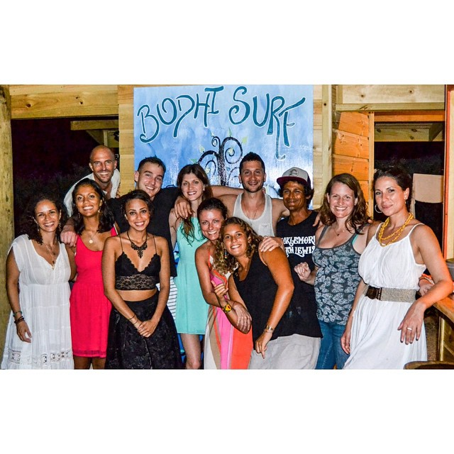 We were lucky enough to share #NewYears with such an awesome group, with representatives from Poland, Germany, Romania, Belgium, the U.S., Canada, Mexico, and Costa Rica! Happy New Year to you from Bodhi Surf School!