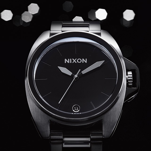 Make it reign.  Introducing The Anthem, now available from Nixon. #theanthem #nixon