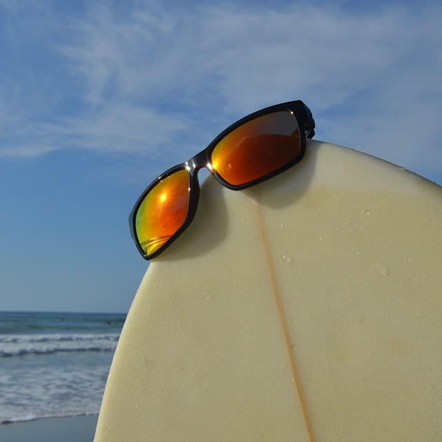 Hello Weekend #hovenvision #sunglasses #polarized #surf #beach #tgif