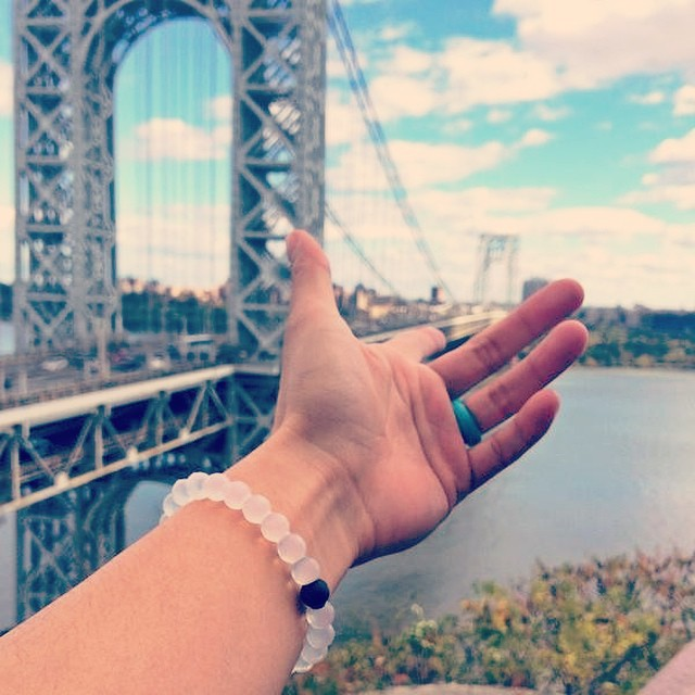 Bridge the gap #livelokai  Thanks @mighty_muggs