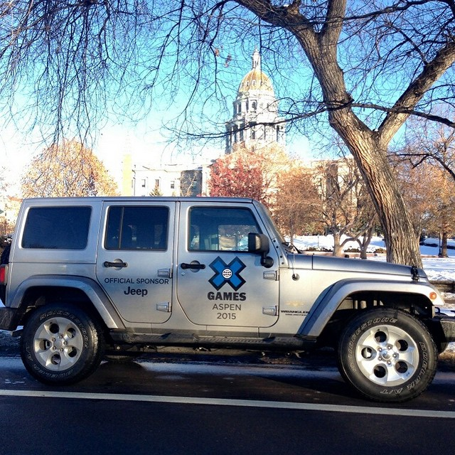 Jeep wave when you see us in Denver