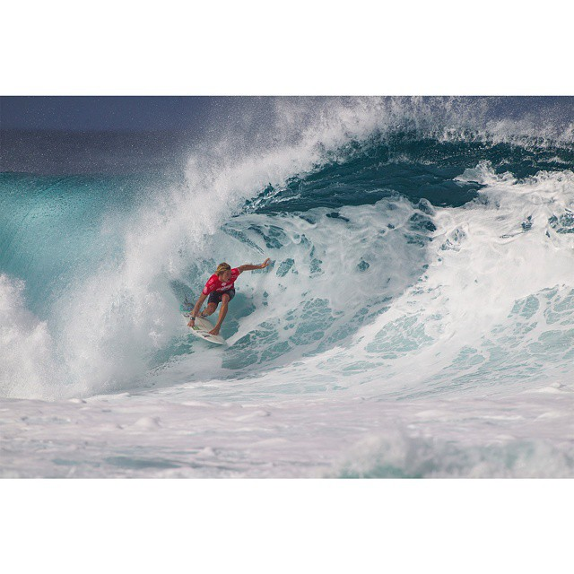 Our World of X Games #BillabongPipeMasters show will airtoday at 2 pmET on ABC!