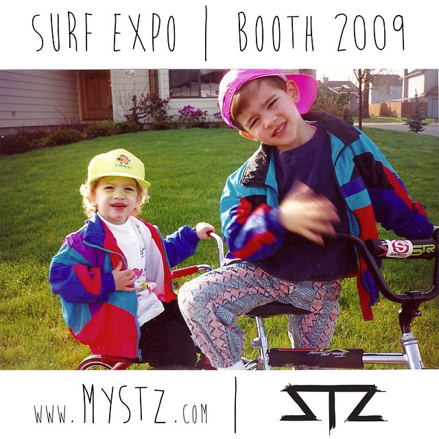 Heading out tomorrow on our road trip to @surfexpo | Booth 2009 | www.MYSTZ.com | Maybe we should bring these pants back? | #stzlife #80skids #freshprince #surfexpo #orlando #wake #skate #surf #snow #booth2009