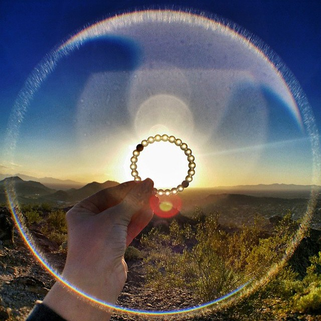 Looking beyond the horizon #livelokai Thanks @l_eah