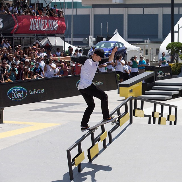 Nine-time #XGames participant @shanejoneill turned 25 years old today.