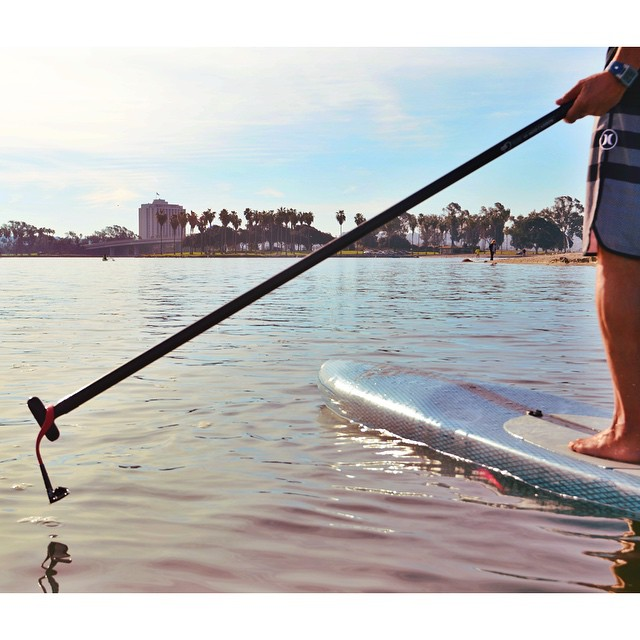 Laidback Hoven Sunday || Float On #hovenvision #Argonaut #FloatableSeries #sup #surf #beach #fish #sandiego #sundayfunday