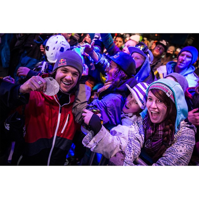 We do it for the fans.  #XGames Aspen is only 18 days away!