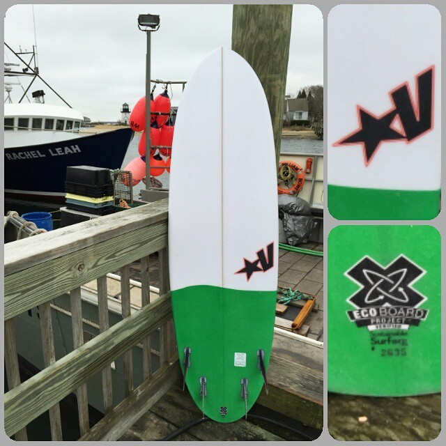 We are stoked that @vecsurfboards is making ecoboards in New England. They are committed to making high-performance ocean-friendly surfboards. Meet up with them this Thursday night at Grafton Street in Cambridge MA with New England Surf Co. @nesurfco,...