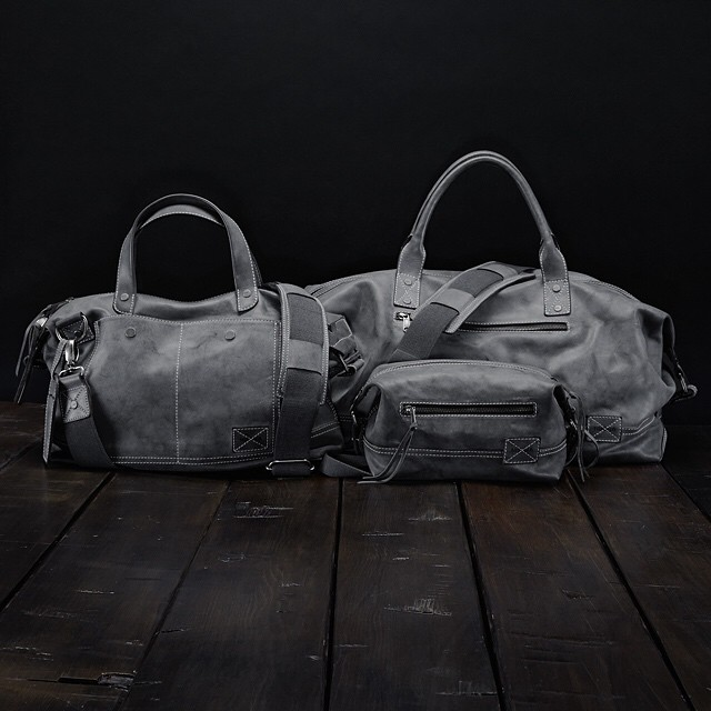 You want more from a product? Put more into it. That's the idea behind The Leather Luxe Collection. Crafted by hand in Mexico with elevated materials like US leather hides and waxed leather finishes, this collection is raising expectations.  The...